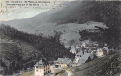 Saint Pierre De Chartreuse Vue Panoramique Et Villas - Saint-Pierre-de-Chartreuse