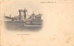Ligny En Barrois Tour Du Luxembourg (dos nos divisé - Ligny-en-Barrois