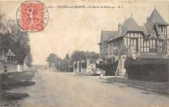 Villiers Sur Marne La Route De Malnoue 94 Villiers-sur-Marne