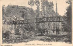 Chantelle Passerelle Sur La Bouble - Chantelle