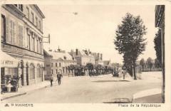 Mamers Place Republique - Mamers