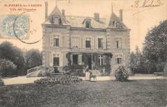 Saint Parres Les Vaudes Villa Des Clematites - Vaudes