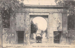 Ligny En Barrois La Porte De Strasbourg - Ligny-en-Barrois