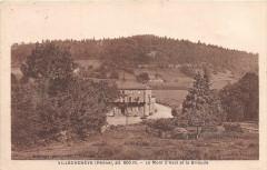 Villecheneve Le Mont D'Azol Et La Brioude - Villechenève