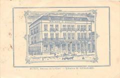 Autun Avenue De La Gare Librairie Guignard - Autun