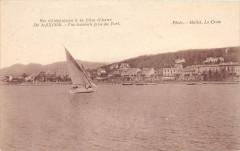 Sainte Maxime Vue Generale Prise Du Port - Sainte-Maxime