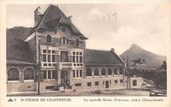 Saint Pierre De Chartreuse La Nouvelle Mairie - Saint-Pierre-de-Chartreuse