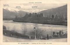 Chamousset Confluent De L'arc Et Isere Rive Droite - Chamousset