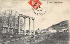 Riez La Colonnade - Riez