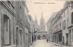 Dourdan Rue Saint Pierre - Dourdan