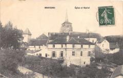 Montcenis Eglise Et Hopital - Montcenis