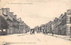 Mortagne Rue De Belleme - Bellême
