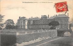 Saint Symphorien Chateau De Sourches - Saint-Symphorien