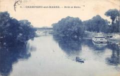 Champigny Sur Marne Bords De Marne 94 Champigny-sur-Marne