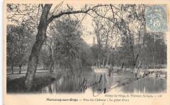 Morsang Sur Orge Parc Du Chateau - Morsang-sur-Orge
