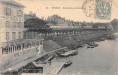 Poissy Boulevard De La Seine - Poissy