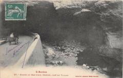 Grotte Du Mas D'Azil Sortie Cote Du Village - Sor