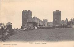 Priay Chateau De Richemont (dos non divisé) - Priay