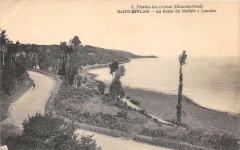 Saint Efflam La Route De Morlaix A Lannion - Lannion