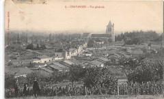 Chavanges Vue Generale - Chavanges