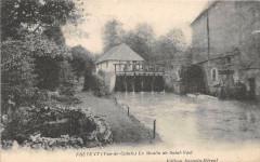 Frevent Le Moulin De Saint Vast - Frévent