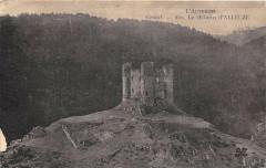 Cantal Le Chateau D'Alleuze - Alleuze