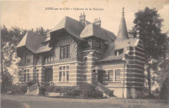 Aire Sur La Lys Chateau De La Redoute - Aire-sur-la-Lys