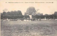 Maisons Laffitte Champ De Courses Sortie Des Chevaux - Maisons-Laffitte