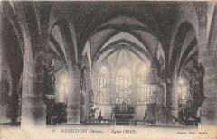 Nubecourt Eglise - Nubécourt