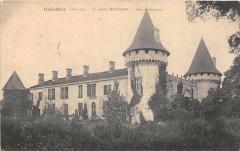 Grezillac Chateau Mouchac Vue Ensemble - Grézillac