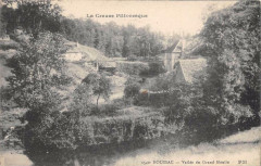 Boussac Vallee Du Grand Moulin - Boussac
