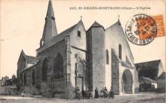 Saint Amand Montrond Eglise - Saint-Amand-Montrond