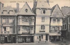 Lannion Vieilles Maisons Place Du Centre - Lannion