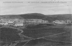 Laguiole Panorama 2 Vu De La Route D'Espalion - Laguiole
