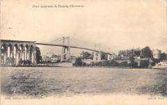Pont Suspendu De Tonnay Charente - Tonnay-Charente