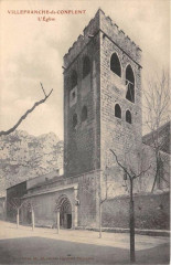 Villefranche De Conflent L'Eglise - Villefranche-de-Conflent