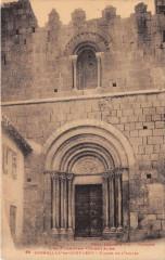 Corneilla De Conflent Facade De L'Eglise - Corneilla-de-Conflent