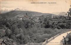 Corneilla De Conflent Vue Generale - Corneilla-de-Conflent