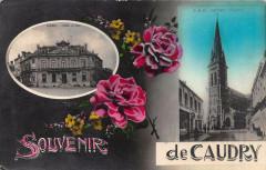 Souvenir De Caudry - Caudry