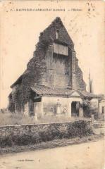 Mauvezin D'Armagnac Eglise - Mauvezin-d'Armagnac