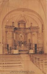 Saint Laurent De Cerdans Interieur De La Chapelle De La Sort 66 Saint-Laurent-de-Cerdans