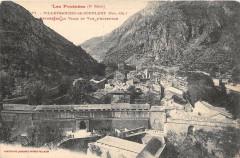 Villefranche De Conflent Entree De La Ville Et Vue D'Ensemble - Villefranche-de-Conflent