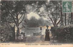 Fontenay Sous Bois L'Embarcadere De La Porte Jaune 94 Fontenay-sous-Bois