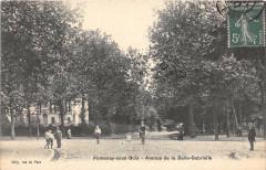 Fontenay Sous Bois Avenue De La Belle Gabrielle 94 Fontenay-sous-Bois