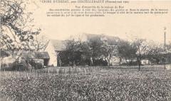 Crime D'Usseau Pres Chatellerault 1905 - Châtellerault