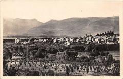 Osseja Vue Panoramique Et Les Maisons De Sante A Gauche - Osséja