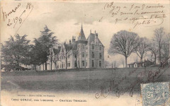 Bonzac Chateau Traincaud - Bonzac
