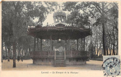 Laval Le Kiosque De La Musique - Laval