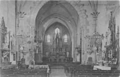 Outarville Interieur De L'Eglise - Outarville