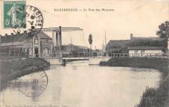 Hazebrouck Le Pont Des Meuniers - Hazebrouck